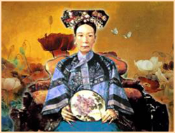 Empress Dowager Cixi Fingernails